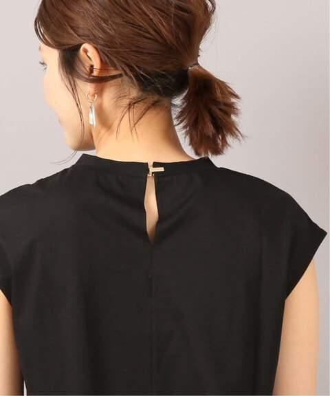 Noble (ノーブル) - NOBLE [otona MUSE7月号掲載]Sleeve less long Tシャツ◆
